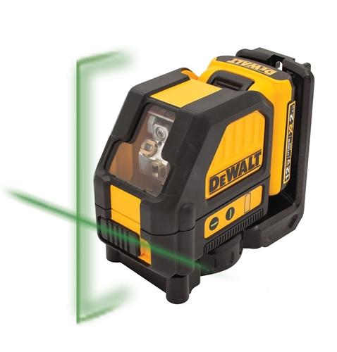 Green Cross Line Laser 12v Max Dewalt